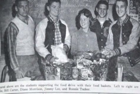Looking Back: Central's 1978 School Years Sees Introduction of High-Esteemed Coca-Cola Machines