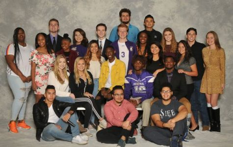 SENIORS RECOGNIZE THEIR 2019 SUPERLATIVES -- Seniors were especially excited for the outcome of the 2019 superlative vote.