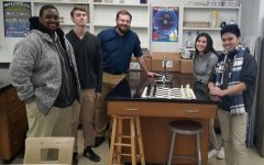 Central High Chess Club Welcomes New Members