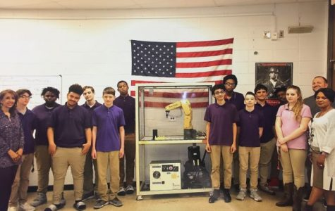 Central Welcomes Future Ready Advanced Mechatronics and Engineering Design Courses