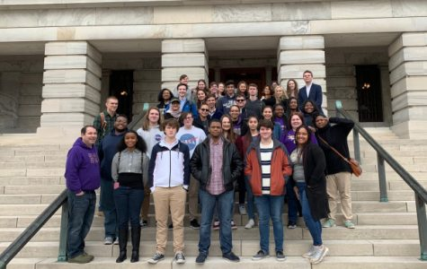AP Government Students Tour Tennessee's State Capitol and State Museum