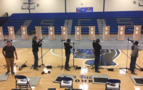 Central High's Rifle and Academic Teams Showcase Their Talent in Competitions
