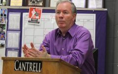 WRCB Anchor David Carroll Discusses Journalism Career with the Central Digest