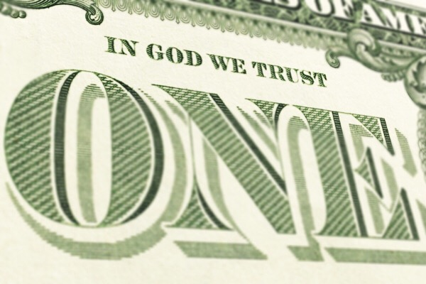 "STUDENTS PONDER THE RATIONALITY BEHIND MANDATORY 'IN GOD WE TRUST' DISPLAY IN SCHOOLS -- Tennessee has approved a new bill that requires its schools to display the nation's motto, ""In God we trust."""