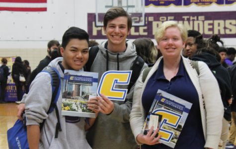 2019 Central High School College Fair