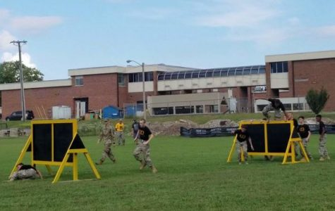 JROTC Hosts Fundraiser to Support Their New Obstacle Course