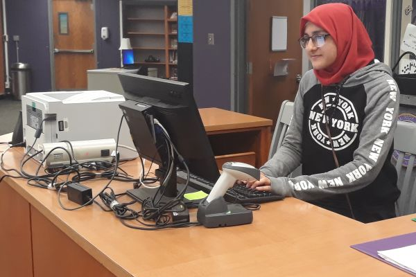 ZEENA WHAYEB WINS TNSSAR ORATION CONTEST AND ADVANCES TO NATIONAL LEVEL IN CALIFORNIA — Whayeb's exceptional writing and presentation skills have earned her a ticket to compete nationally in the Historical Oration Contest in California, where she will compete for a $5,000 grand prize.