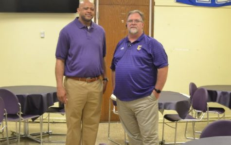 Central Welcomes New Boys' Basketball Coach With Open Arms