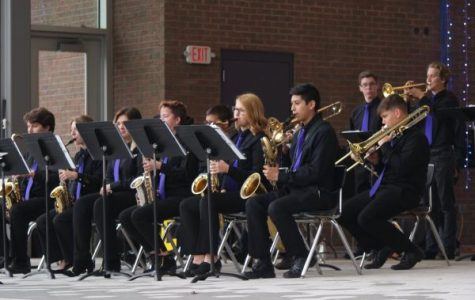Central Jazz Band Hosts Annual Dinner Concert