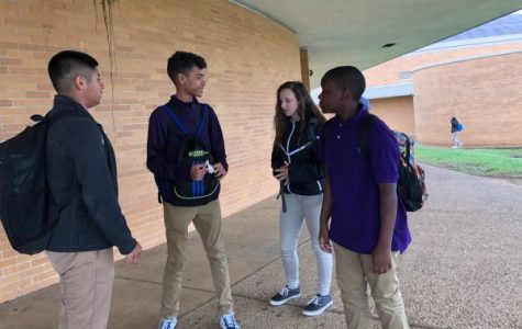 Central High School Students Dress for Success