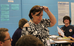 Kimberley Weems Starts Anew as Central's Latest Algebra I Teacher