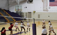 Central's Girls Volleyball Team Prevails Against East Ridge and Tyner