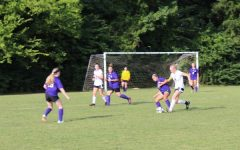 Central's Girls Soccer Team Strives for Improvement During Hixson High School Match