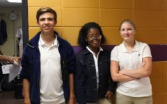 Sophomore Class Officers Hope to Instill Motivation in Their Peers