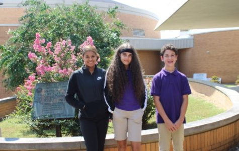 Freshmen Class Officers Advocate For a Great 2019-2020 School Year