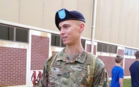 Alejandro Salazar Participates in U.S. Army Basic Combat Training