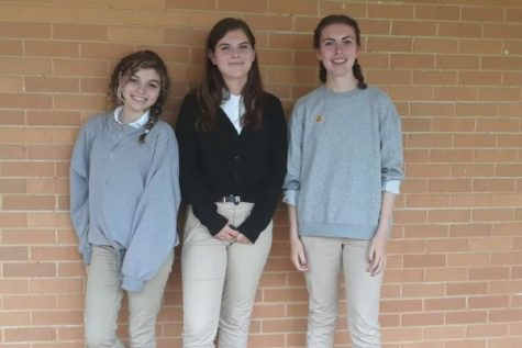 Central Welcomes Three New Foreign Exchange Students