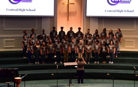 Central Showcases its Musical Fortes at The Annual Choral Festival