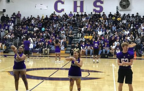 CENTRAL HIGH OBSERVES A DWINDLING STUDENT BODY - - Central has seen an even lower population of students in accordance to the previous school year.