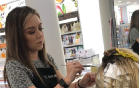 Recent Central Graduate Flor Ramirez ('12) Excels as a Hair Stylist