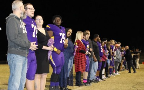 Gallery: Football Senior Night 2019