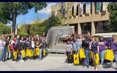 Central Seniors Tour the University of Tennessee at Chattanooga Campus