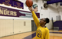 Lady Pounders Basketball Team Hopes to Raise their Record in the 2019-2020 Season