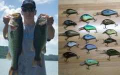 Reel 'Em In: Lucas Keown Designs His Own Fishing Lures
