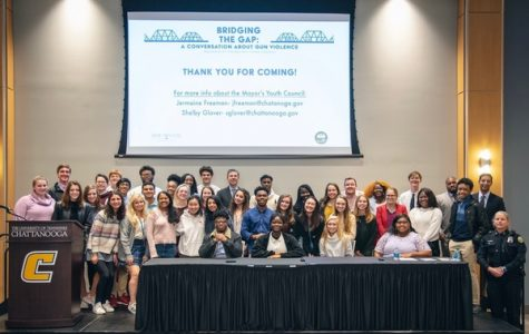 Hamilton County Students Advocate Reform at Mayor's Youth Council Gun Violence Event