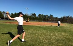Underclassmen Concentrated Baseball Team is Optimistic for New Season
