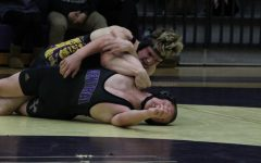 Central's Wrestling Pounders Persist to Victory