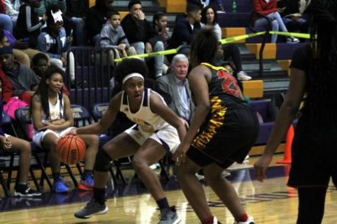 Athlete Spotlight: Ja'Nya West Scores 20 Points During Hixson Game