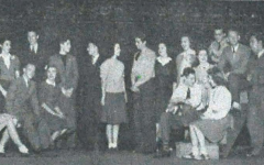 """Looking Back: The Class of 1942 Seniors Present a Fun-Filled Rom-Com, """"Wooden Slipper"""""""