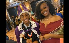 Jacob Sylman and Jahnia Russell Named King and Queen of 2020 Military Ball