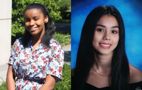 DAYONNA CARSON RECOGNIZED AS VALEDICTORIAN, DANAE WNUK SALUTATORIAN OF THE 2020 SENIOR CLASS — Valedictorian DayOnna Carson and Salutatorian Danae Wnuk discuss their reactions to being recognized as the top of their graduating class.