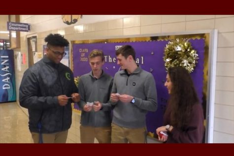 Upcoming Central High Students Tour the School