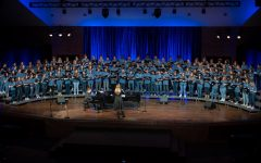 Central Students Perform in the Lee University Honor Choir