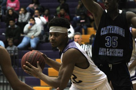 Central's Boys Basketball Team Leaves Senior Night Victorious, Having Stepped up Their Defense Throughout the Season