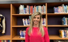 Teacher Ashley Hagen is Welcomed to Central's Science Department