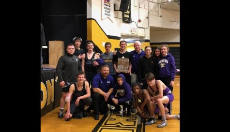 2019-2020 Wrestling Season Ends With Successful Victories