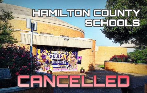 HAMILTON COUNTY SCHOOLS CANCELLED DUE TO CORONAVIRUS PANDEMIC -- All Hamilton county schools are to be closed for the majority of March, and, as of now, students are expected to return to school on March 30.