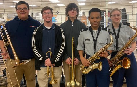 Central Band Students Participate in East Tennessee State Band and Orchestra Association Solo and Ensemble Concert Festival