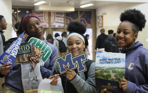 Students Build their Awareness of College Options Through 2020 College Fair