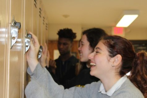National Honor Society Initiates Canned Food Drive
