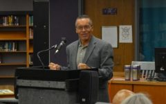 Reuben Justice, Among First African American Central Graduates, Speaks to History Classes