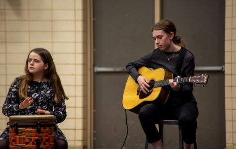 Central High School Hosts Student Talent Show
