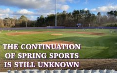 SPRING SPORTS' INDEFINITE CANCELLATION LEAVES ATHLETES CONCERNED ABOUT THEIR SEASON --  Spring season, the busiest sports season of the year, comes to a stop due to coronavirus concerns.