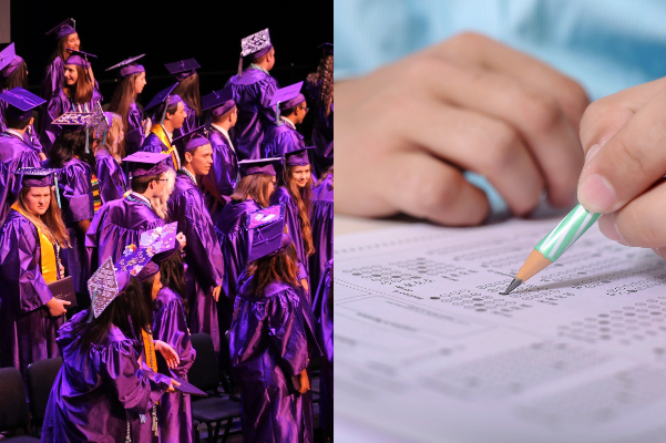 HAMILTON COUNTY RELEASES RESCHEDULED GRADUATION DATES AND REVISED GRADUATION AND TESTING REQUIREMENTS -- A couple of weeks ago, Hamilton County released new graduation dates and grade stipulations for the 2019-2020 school year as a result of COVID-19.