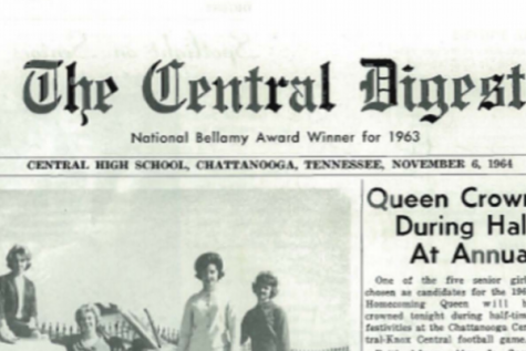 LOOKING BACK: PRESIDENT LYNDON B. JOHNSON VISITS TENNESSEE IN 1964 -- Pictured is the front page of the Central Digest