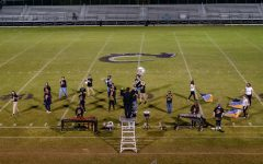PHOTO GALLERY: HOMECOMING 2020 -- The band performs their half-time show,